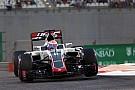 Formula 1 Grosjean: Sezon öncesi yağmur lastikleri testli önemli