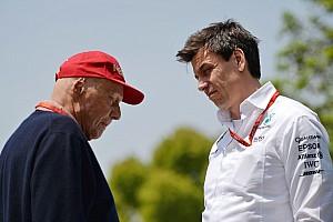 Formula 1 Ultime notizie Mercedes: Wolff e Lauda rinnovano l'accordo fino al 2020