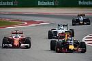 فورمولا 1 فريق ريد بُل يقلّل من شأن مخاوف صعوبة التجاوز مع سيارات 2017
