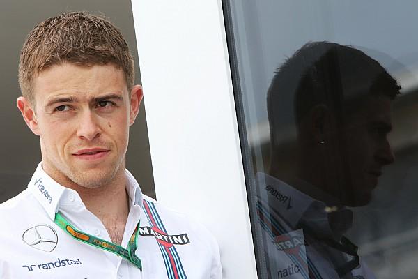 Fórmula 1 Últimas notícias Williams mantém di Resta como terceiro piloto