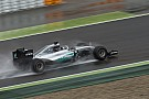 Formel 1 Formel-1-Tests in Barcelona: Regenreifentest am letzten Tag