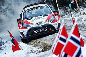 WRC Actualités Le manque de neige peut-il menacer le Rallye de Suède ?