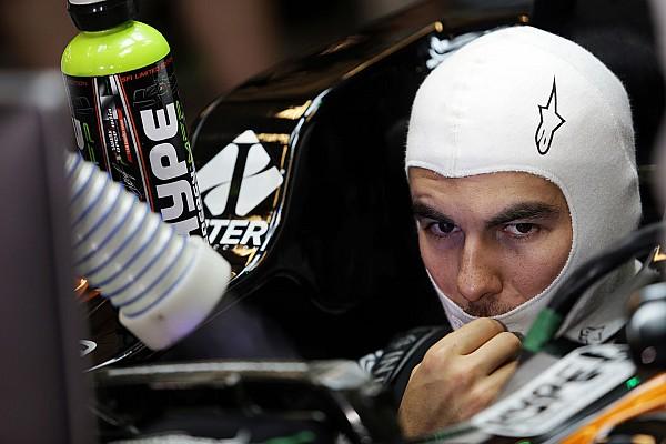 Perez trapt testprogramma in Barcelona af voor Force India