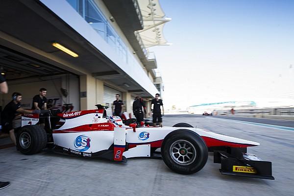 FIA F2 Breaking news Pembalap Thailand, Albon, naik kelas ke GP2 2017
