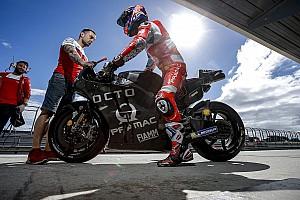 MotoGP Réactions L'équipe Pramac déplore un manque de stabilité de ses machines