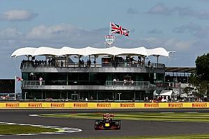 Formule 1 Actualités Silverstone n'est plus en vente