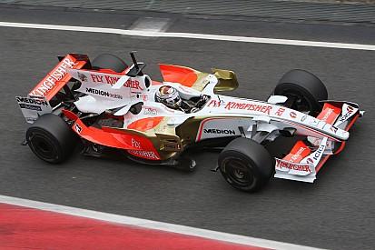 Fotostrecke: Alle Formel-1-Autos von Force India seit 2008