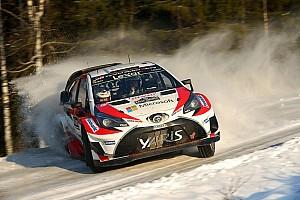 WRC News Toyota: Jari-Matti Latvala ist ein heißer Kandidat für den WRC-Titel