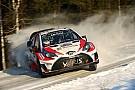 WRC Toyota: Jari-Matti Latvala ist ein heißer Kandidat für den WRC-Titel