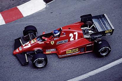 Fotostrecke: Alle Formel-1-Autos von Ferrari seit 1950