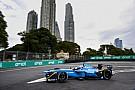 Formula E Renault ya comenzó a probar elementos de la cuarta temporada