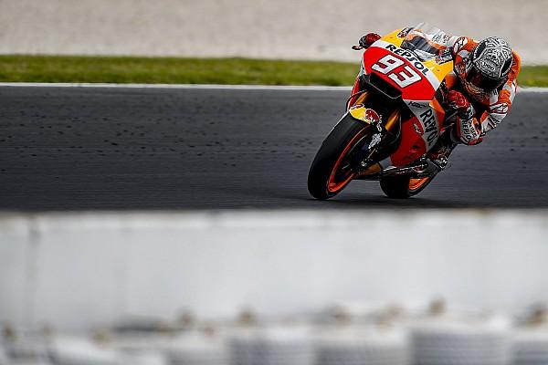 MotoGP Ultime notizie Lussazione della spalla per Marquez durante un test privato a Jerez