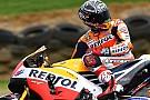 MotoGP MotoGP: Marquez kificamította a vállát tesztelés közben!