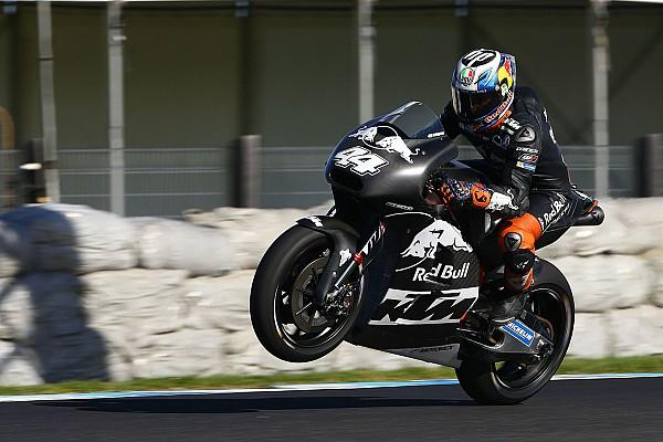 MotoGP La KTM sale como un tiro