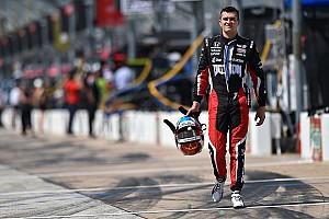 IndyCar Новость Команда Алешина показала новую ливрею его машины
