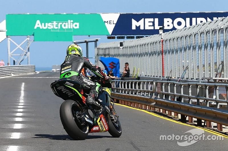 Zarco, encantado con el trato de Yamaha al equipo Tech 3
