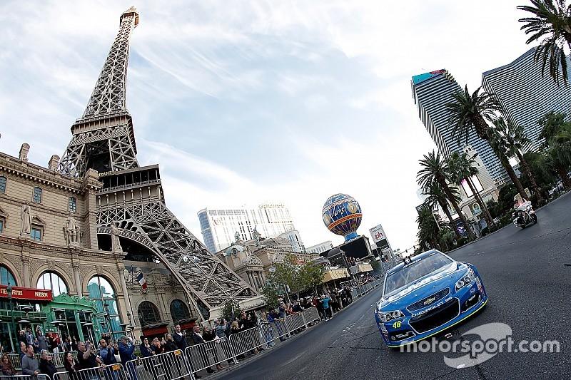 Las Vegas Motor Speedway busca una segunda fecha de NASCAR en 2018