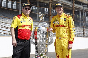 IndyCar Commentary Making Ryan Hunter-Reay a winner again