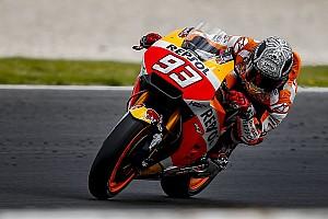 MotoGP Test Test Qatar, Day 1: le due Honda davanti a Lorenzo dopo tre ore