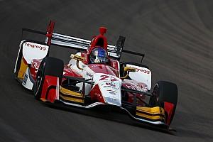 IndyCar Résumé d'essais libres EL1 - Andretti devant, Power dans le mur
