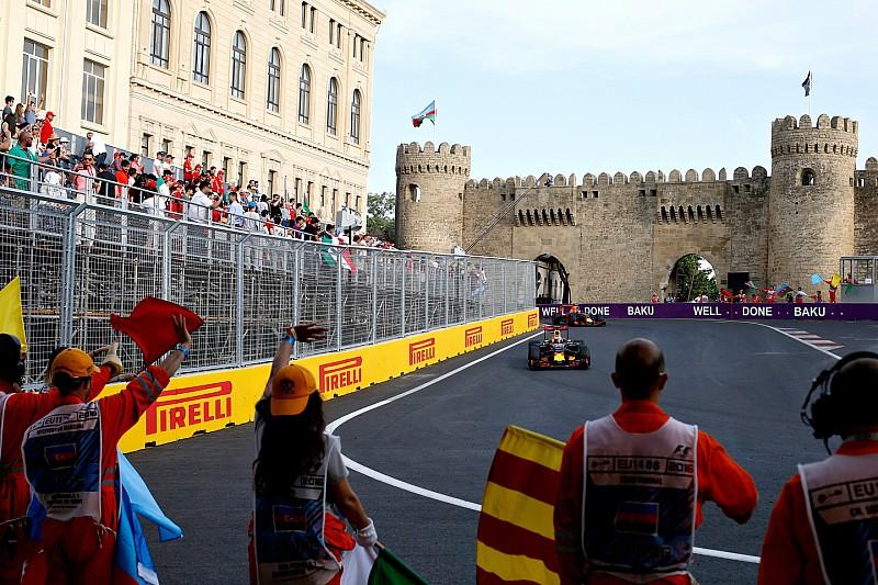 «У нас больше опыта в Ф1». В Баку ответили на критику Liberty