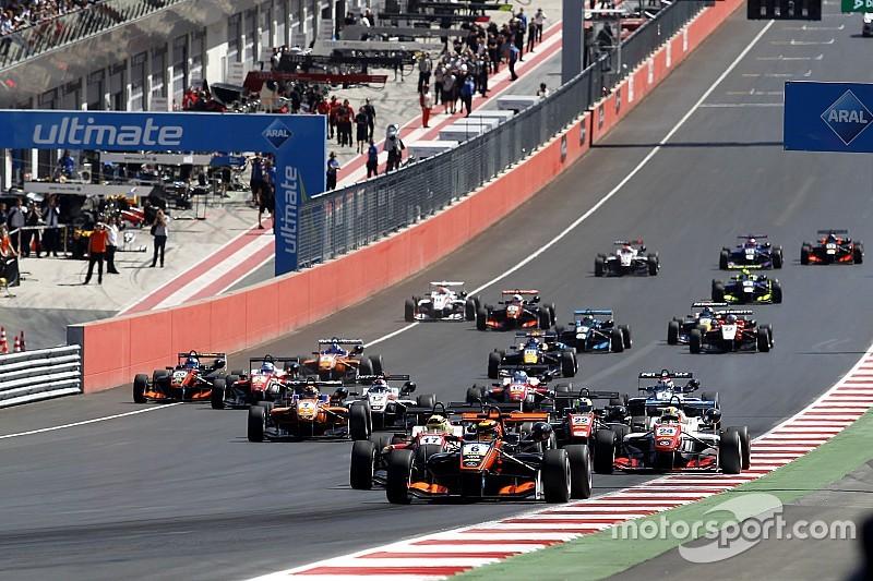 Mucke y T-Sport fuera de la F3 Europea