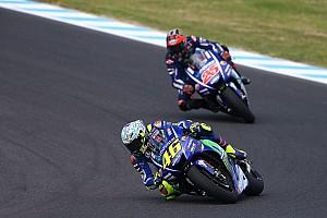 MotoGP Artículo especial La columna de Mamola: El frío invierno de Valentino Rossi