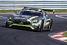 Langstrecke HTP-Mercedes mit 3 Autos bei den 24h Nürburgring 2017