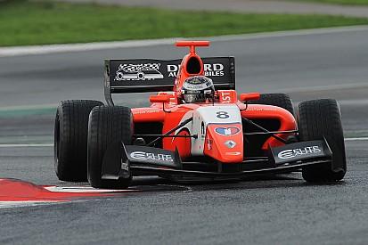 Arden vertrekt uit Formule V8 3.5