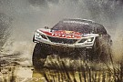 Dakar Dakar Rally 2018 voert door Peru, Bolivia en Argentinië