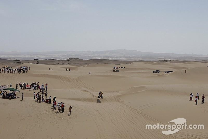 Перу вновь примет «Дакар»