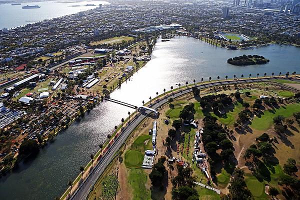 Формула 1 Прев'ю Гран Прі Австралії: траса в Альберт-Парку у фотографіях