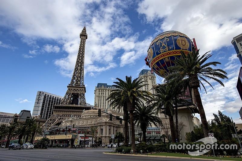 Хаас назвал Лас-Вегас идеальным местом для гонки Ф1