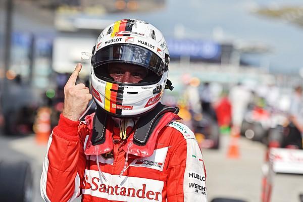 Формула 1 Ностальгія Галерея: перша перемога Феттеля у складі Ferrari