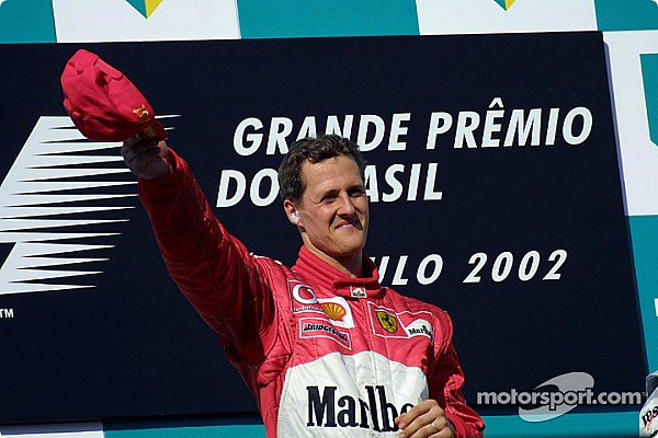 Формула 1 Галерея: 100-й подіум Міхаеля Шумахера