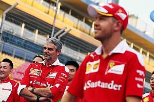 F1 Noticias de última hora Ferrari no quiere distracciones con la renovación de sus pilotos