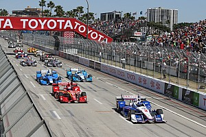 IndyCar Preview Cap sur Long Beach pour l'IndyCar !