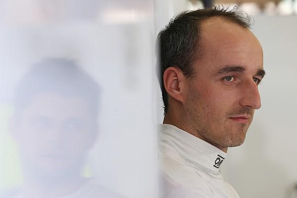 WEC Son dakika Kubica'nın WEC macerası başlamadan bitti