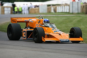IndyCar Breaking news McLaren open to