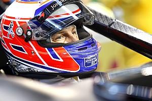 F1 Noticias de última hora Jenson Button bromea con el rumor de que suplirá a Alonso
