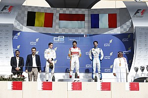 FIA F2 Nostalgia Kemenangan pertama Rio Haryanto di GP2