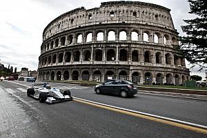 Fórmula E Últimas notícias Roma se aproxima de entrada na F-E na quarta temporada