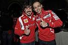 IndyCar Валентино Росси пообещал следить за выступлением Алонсо в «Инди-500»