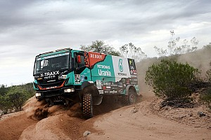 Dakar Noticias de última hora De Rooy no disputará el Dakar 2018