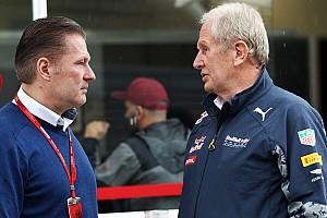 Formule 1 Actualités Jos Verstappen en mission pour Red Bull à Monza