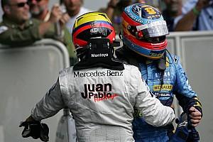 IndyCar Interview Montoya:
