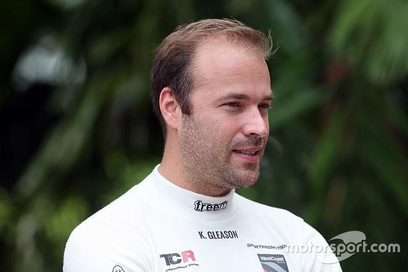 Kevin Gleason débutera en WTCC ce week-end à Monza