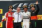 F1 GALERÍA: los ganadores del GP de Rusia desde 2014