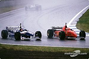 Forma-1 Különleges esemény Ezen a napon: Jacques Villeneuve első győzelme az F1-ben