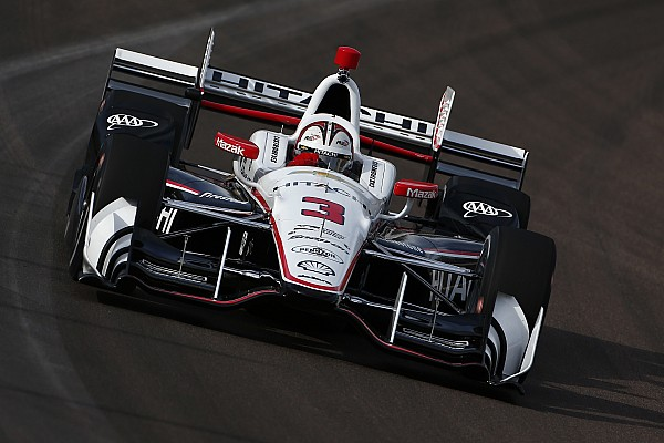 IndyCar IndyCar Phoenix: Castroneves pakt pole in ronderecord